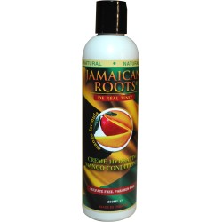 Crème Hydrating Mango Conditioner (250ml) combined with Cactus Oil Hair Serum (120ml)