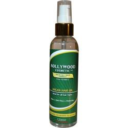 Nollywood Cosmetics Argan Oil Silk Touch Formula -120ml