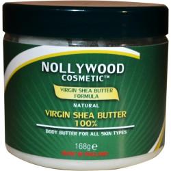 Nollywood Cosmetics - Virgin Shea Butter – 170g