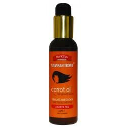 Savannah Tropic - Carrot Hair Growth Oil –125ml
